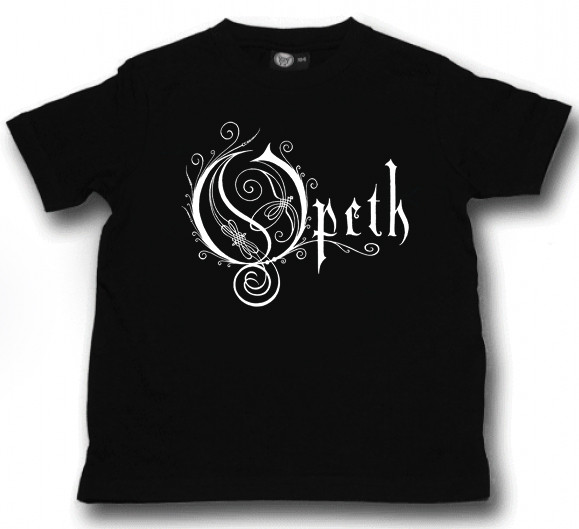 Opeth kids clothing metal Logo (Clothing)